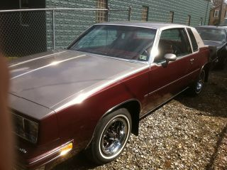 1983 Oldsmobile Cutlass Supreme Base Coupe 2 - Door 3.  8l photo