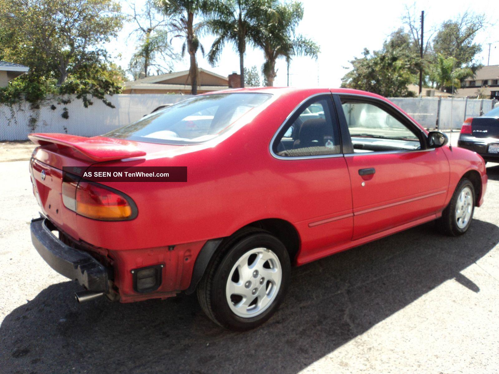 Nissan Sx Se Coupe Door L Lgw on Nissan 200sx 1 6l Engine
