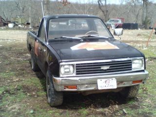 1981 Chevy Luv 4x4 Does Not Run photo