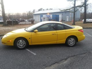 2001 Saturn Sc2,  Car,  Great Mpg photo