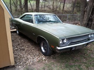 1970 Plymouth Satellite Base 5.  2l photo