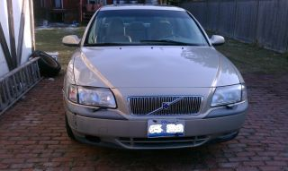 2001 Volvo S80 2.  9 Sedan 4 - Door 2.  9l photo