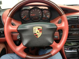 1999 Porsche Boxster Tiptronic photo