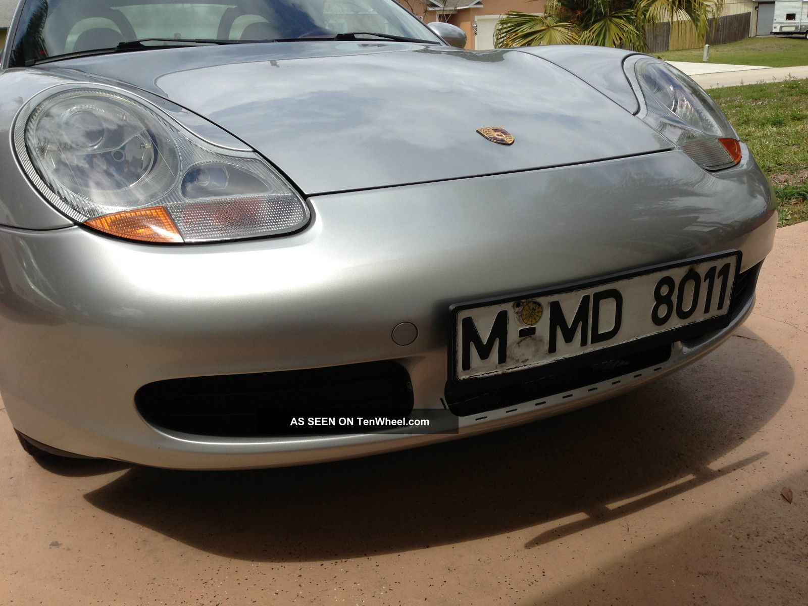 1999 Porsche Boxster S Tiptronic Related Infomation