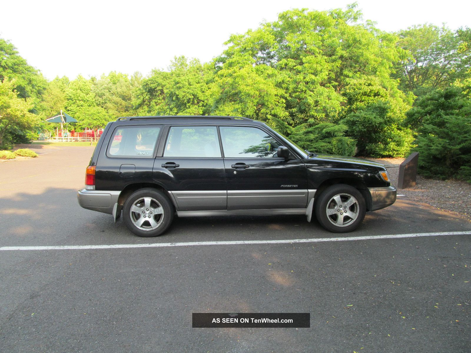 2000 Subaru Forester S Wagon 4 - Door 2.  5l - Services Performed Forester photo