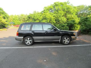 2000 Subaru Forester S Wagon 4 - Door 2.  5l - Services Performed photo