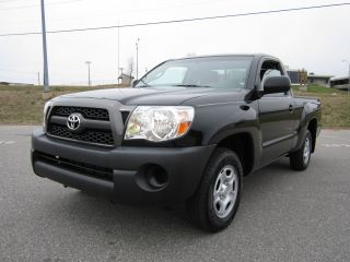 2011 Toyota Tacoma Base Standard Cab Pickup 2 - Door 2.  7l photo