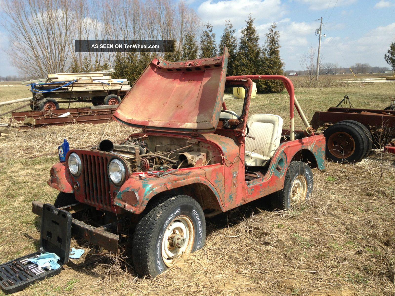 1968 Jeep Cj5