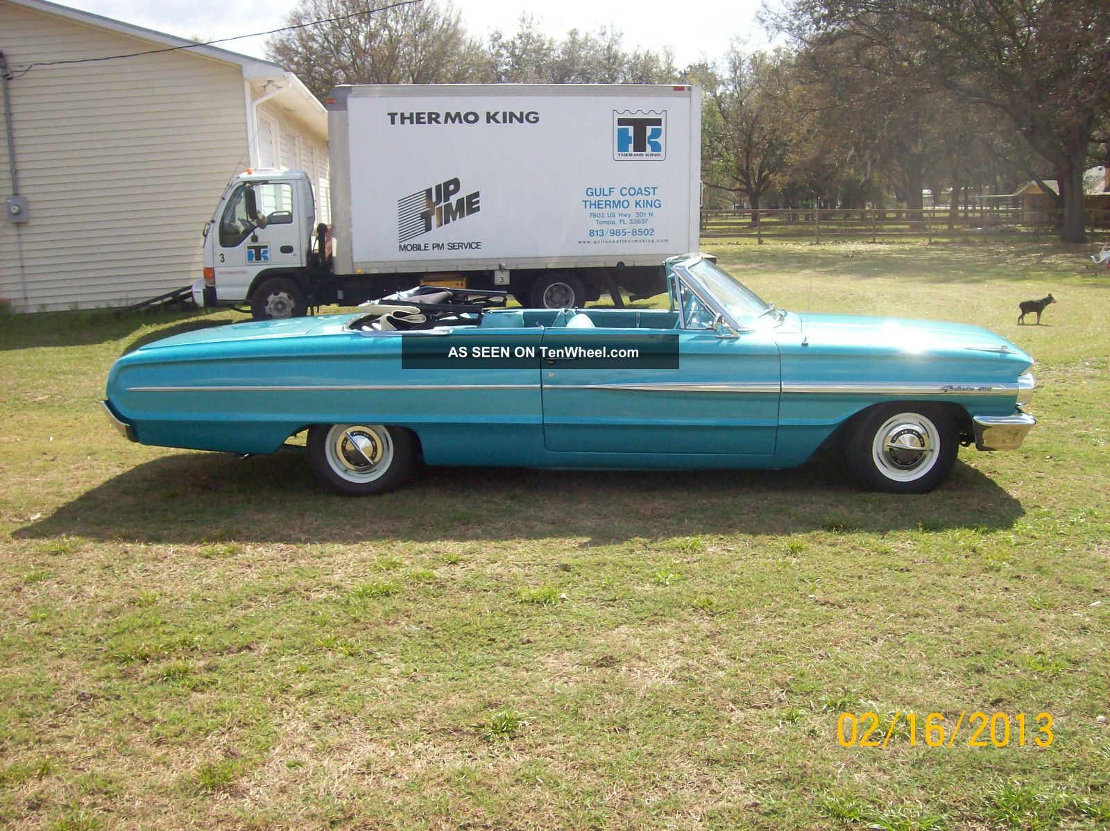 1964 ford galaxie 500 convertible. Cars Review. Best American Auto & Cars Review