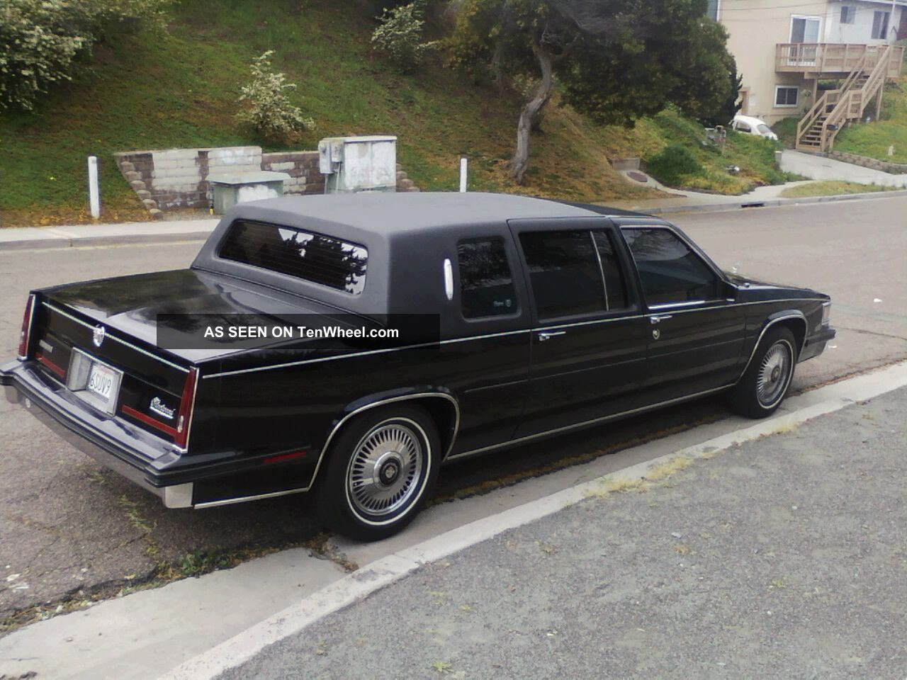 1985 Cadillac Fleetwood Series 75 Limousine