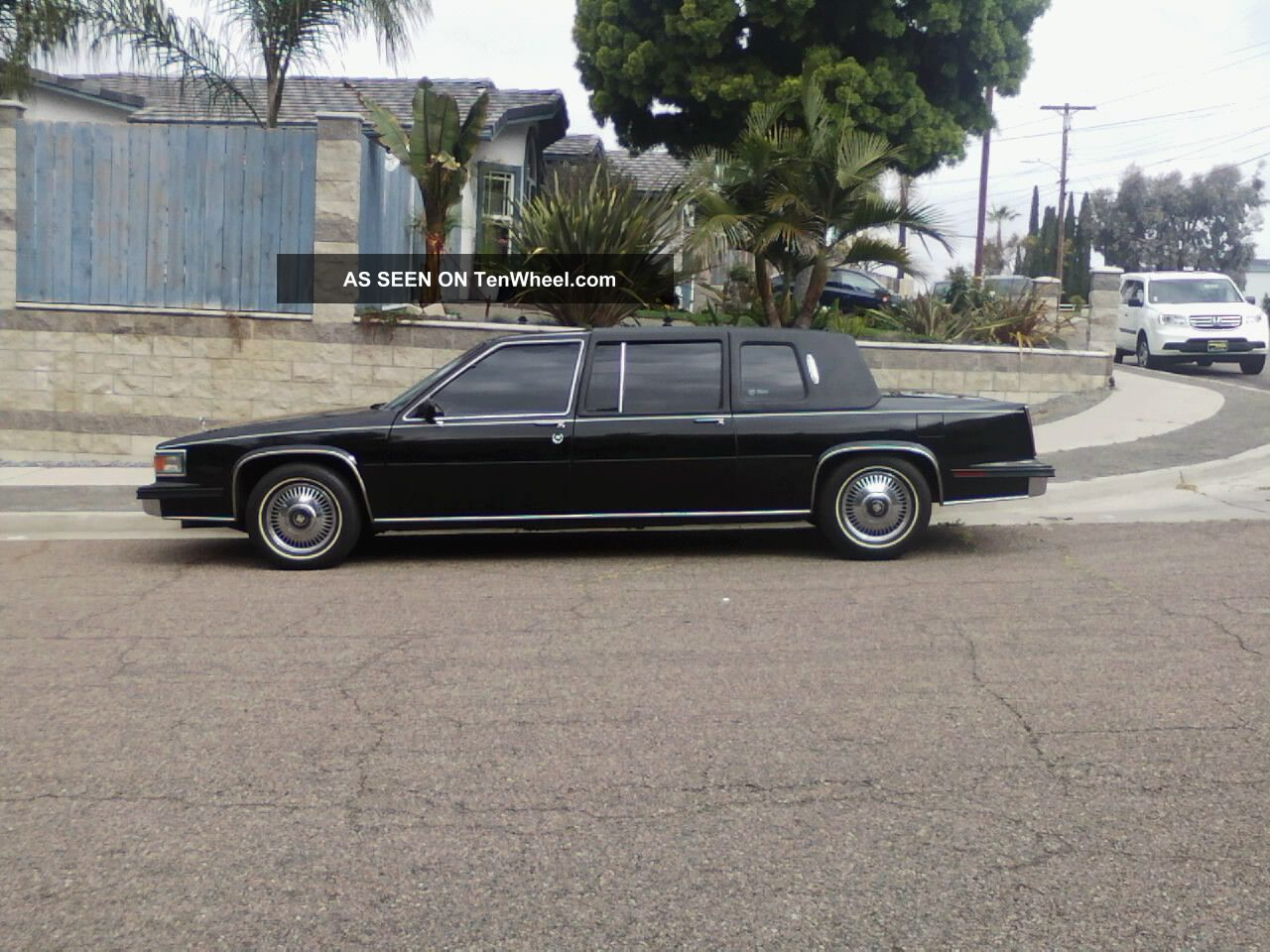 1985 Cadillac Fleetwood Series 75 Limousine