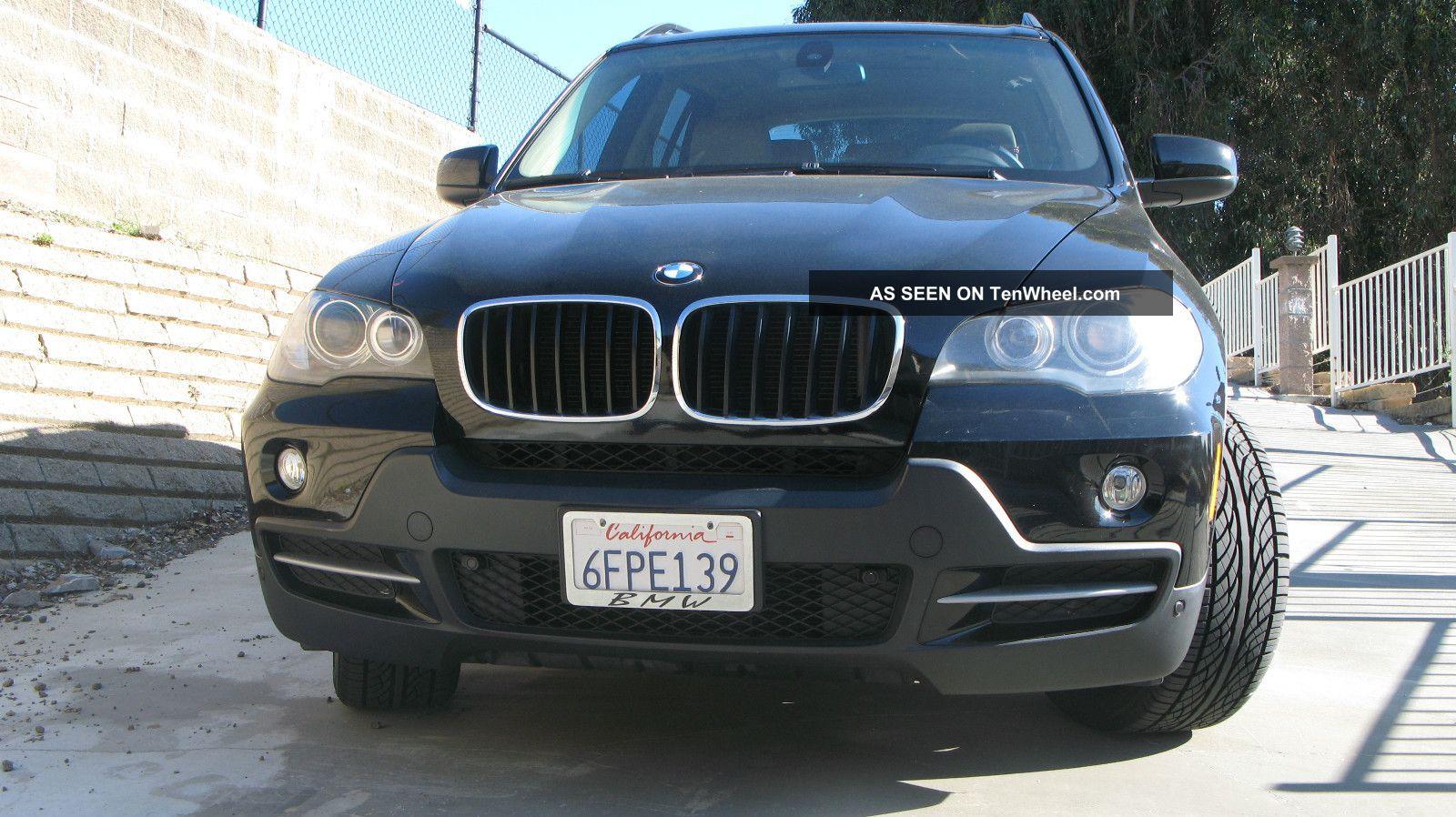 2007 bmw x5 e70 3 0si sport utility 4 door 3 0l california car. Black Bedroom Furniture Sets. Home Design Ideas