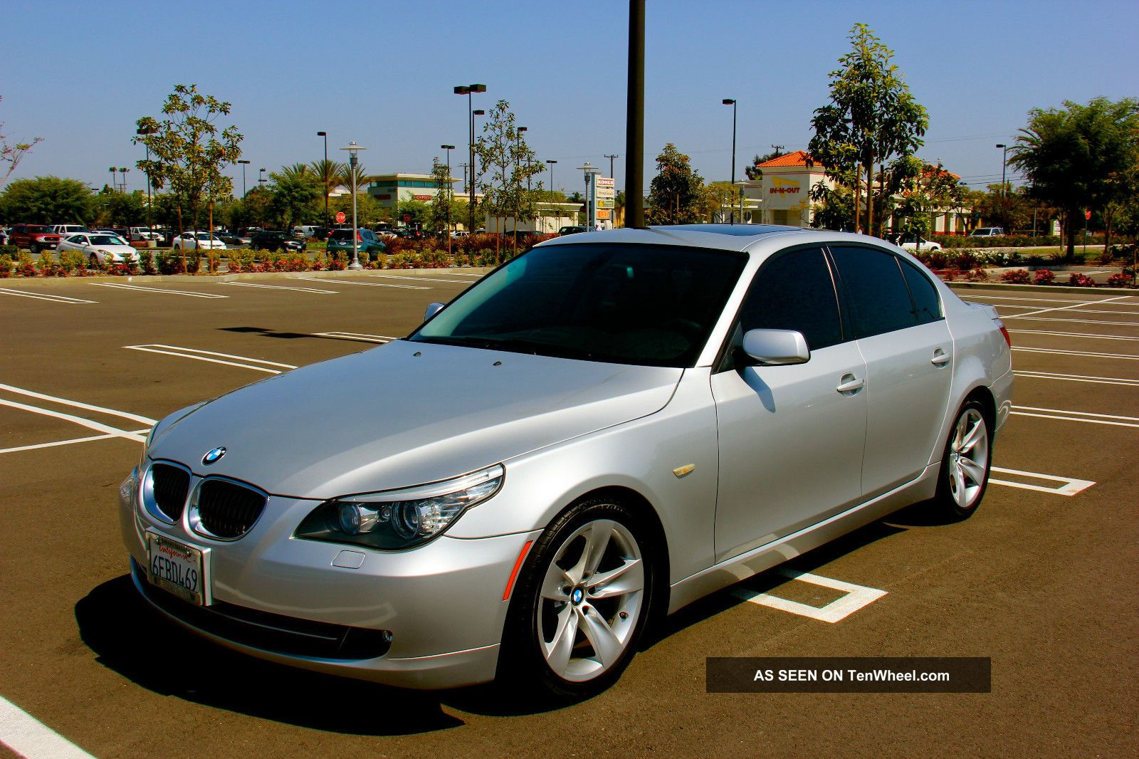 2008 Bmw 528i Sport Package Cpo 5-Series photo
