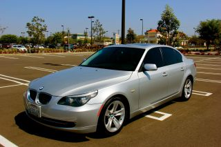 2008 Bmw 528i Sport Package Cpo photo