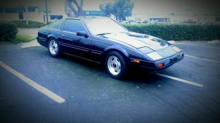1984 Nissan 300zx Base Coupe 2 - Door 3.  0l Z31 photo