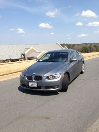 2007 Bmw 335i Coupe 2 - Door Twin Turbo,  Fully Loaded, ,  Mint photo