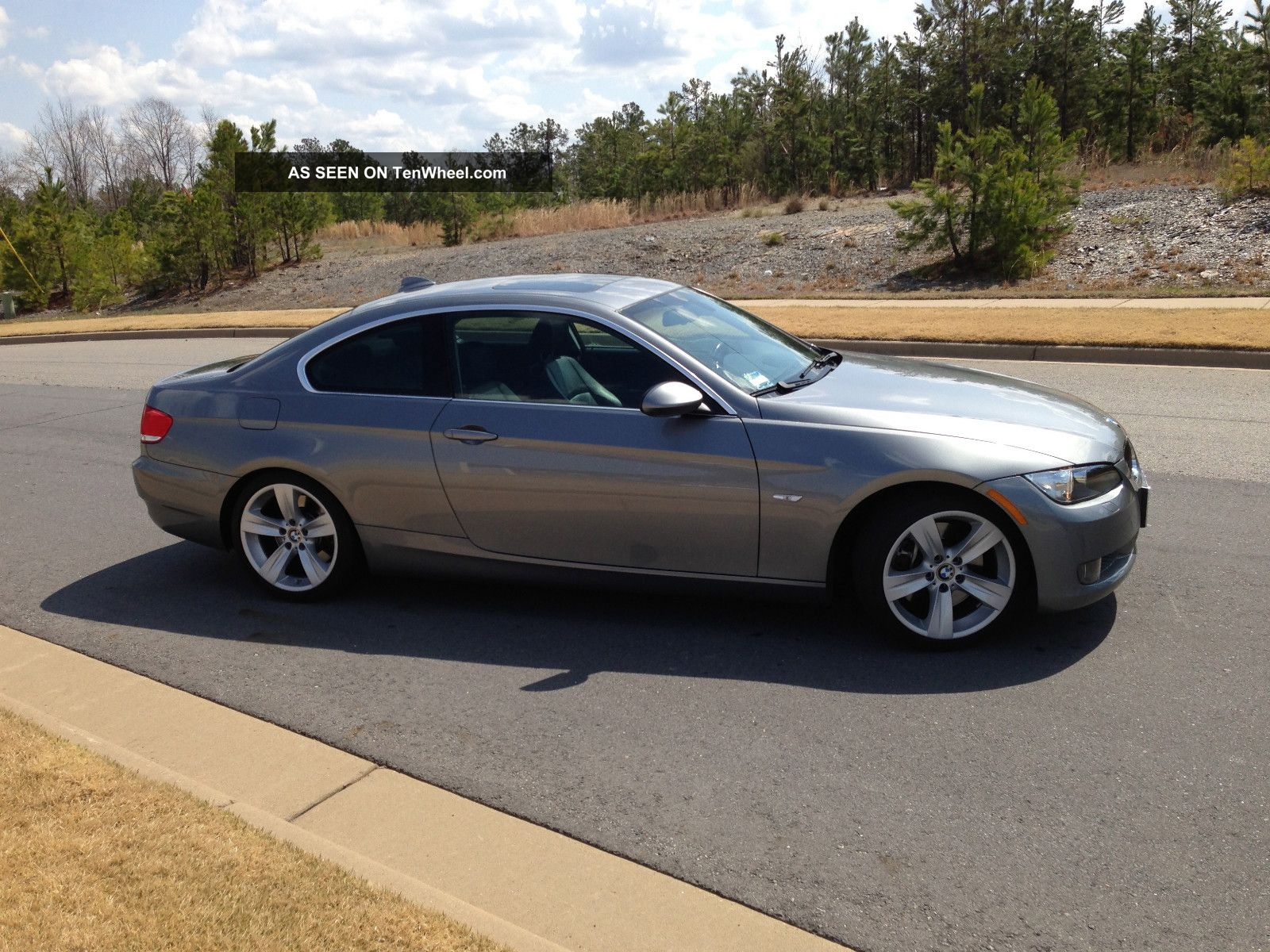 2007 bmw 335i coupe 2 door twin turbo fully loaded mint. Black Bedroom Furniture Sets. Home Design Ideas