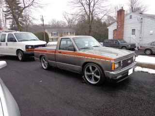 1992 Chevrolet S10 V8 photo