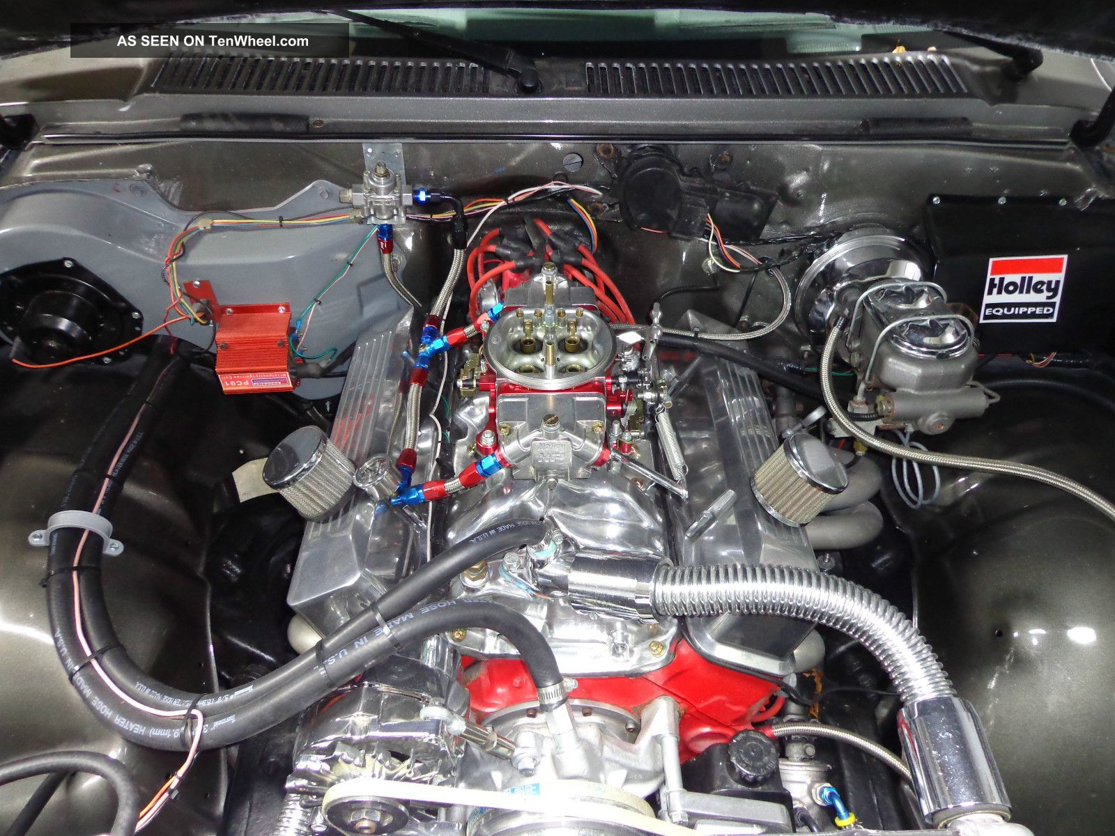 1992 Chevrolet S10 V8