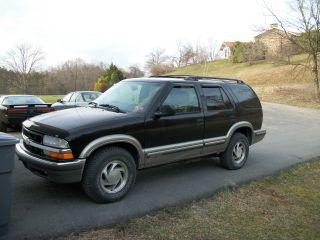 1998 Chevrolet Blazer Ls Sport Utility 4 - Door 4.  3l photo