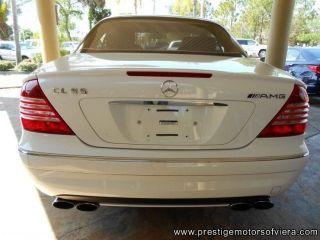 2003 Mercedes - Benz Cl55 Amg Base Coupe 2 - Door 5.  5l photo