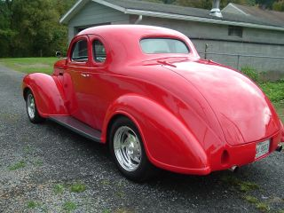 1939 Plymounth Coupe Hot Rod,  Running Driving Project,  Custom Body Work photo