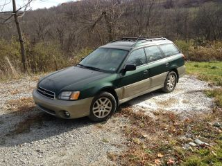 Subaru Outback 2000 - Not Running photo