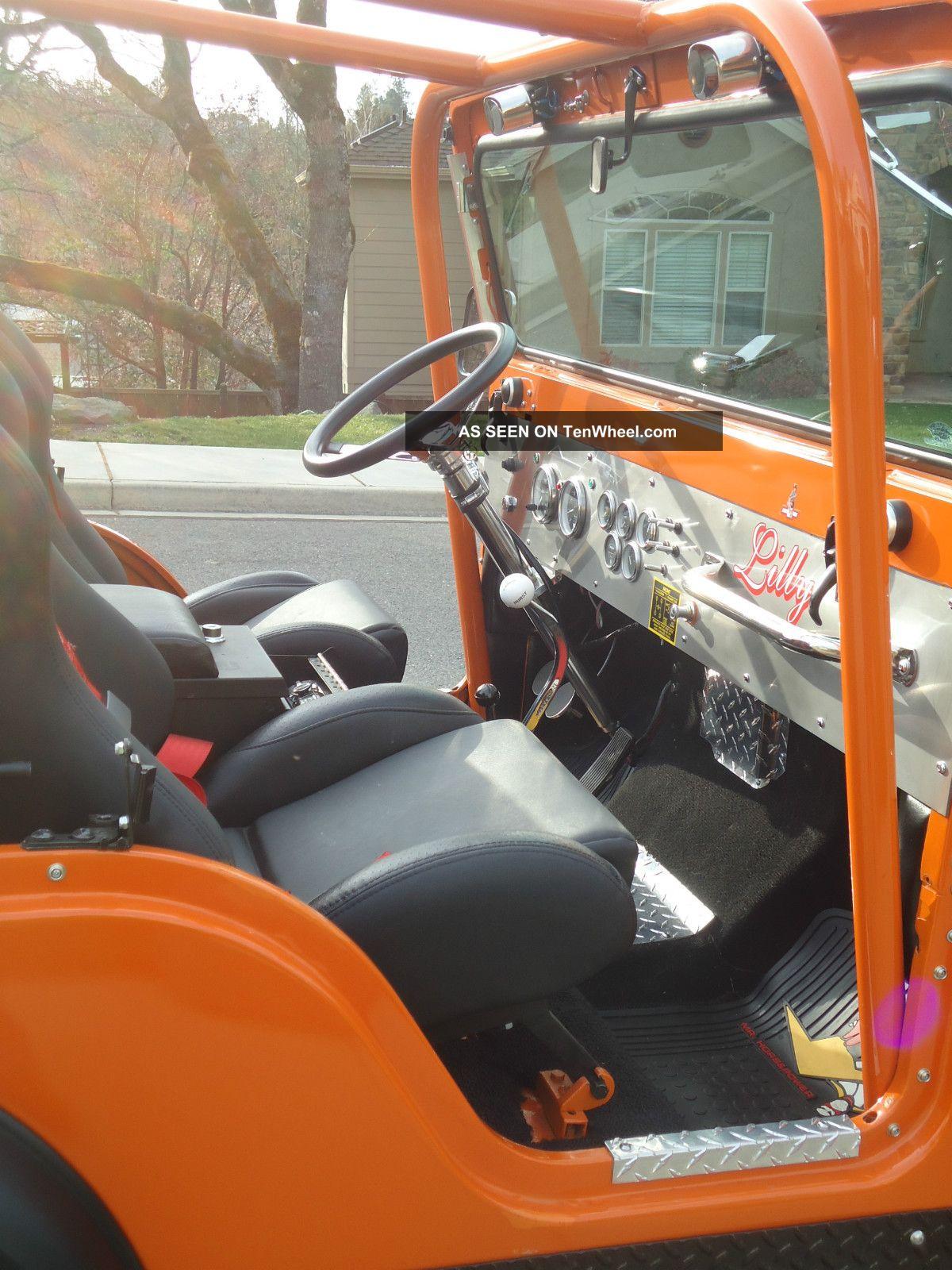 1958 Jeep Willys Cj5