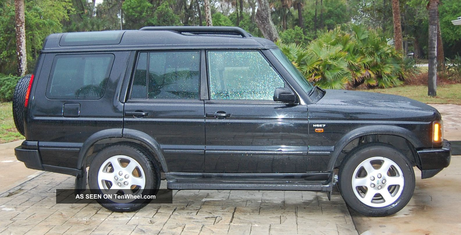 2004 land rover discovery hse sport utility 4 door 4 6l. Black Bedroom Furniture Sets. Home Design Ideas