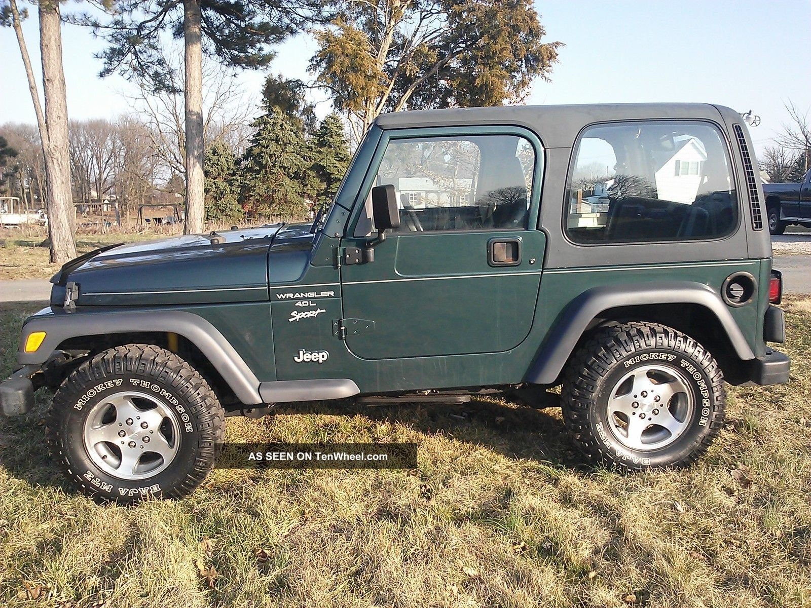 and wrangler specs auto jeep for sale models information pictures ii tj