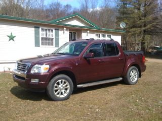 2007ford Explorer Sport Trac Limited Still Has photo