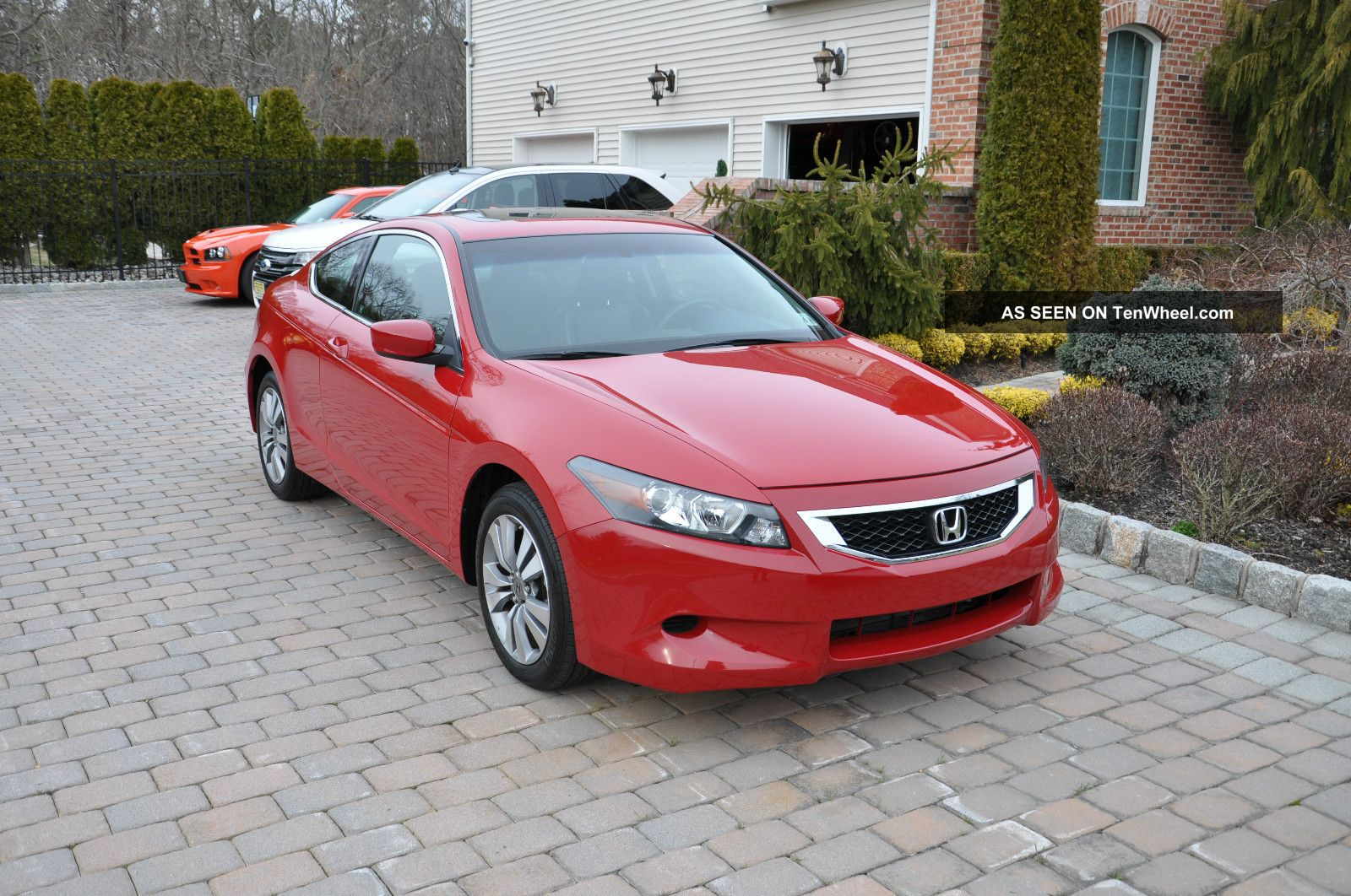 2010 honda accord ex l coupe 2 door 2 4l. Black Bedroom Furniture Sets. Home Design Ideas