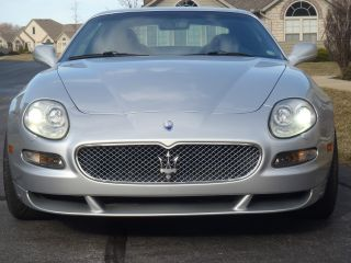 2005 Maserati Gransport Base Coupe 2 - Door 4.  2l photo