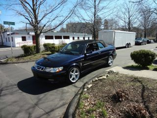 2002 Saab Convertible photo