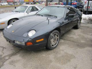 1988 Porsche 928 / S - 4 / 5 Speed photo