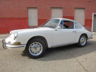 1968 Porsche 912 Swb Coupe California Car With Extensive Records.  Nr photo