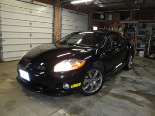 2008 Mitsubishi Eclipse Se Coupe 2 - Door 3.  8l photo