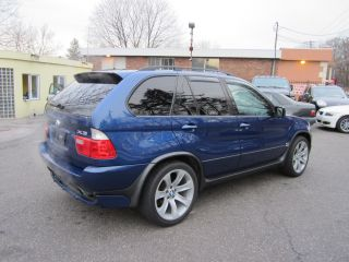 2004 Bmw X5 4.  8is photo