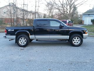 2004 Dodge Dakota Quad Cab 4x4 Tow Package (md Inspected) photo