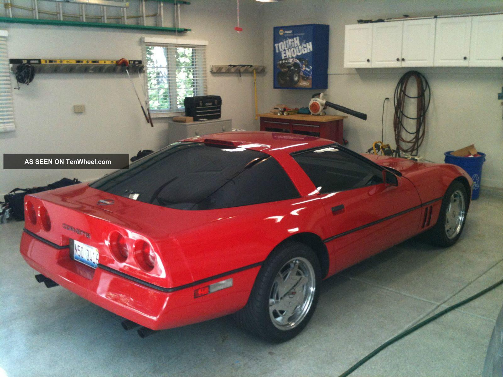 1989 Chevrolet Corvette 6 Speed Manual V8 Corvette photo