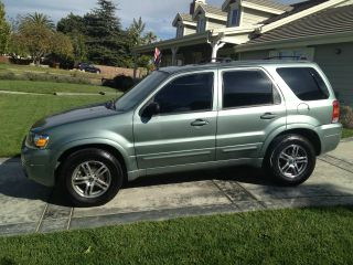 2006 Ford Escape Hybrid Sport Utility 4 - Door 2.  3l photo