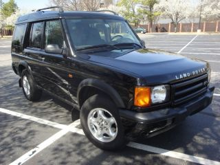 2000 Land Rover Discovery Ii photo
