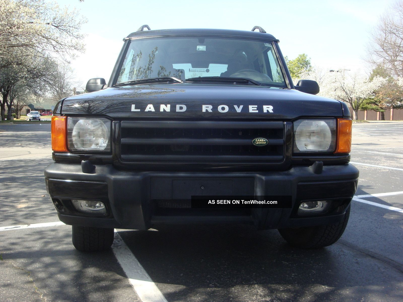 2000 land rover discovery ii. Black Bedroom Furniture Sets. Home Design Ideas