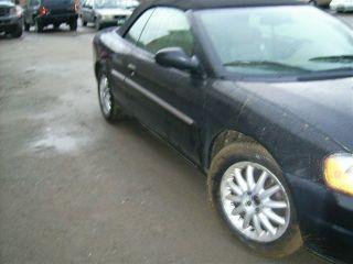 2002 Chrysler Sebring photo