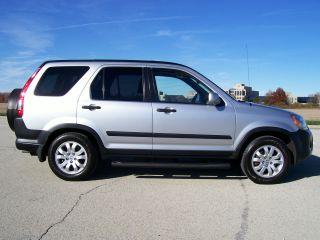 2006 Honda Cr - V Ex 4wd, ,  Loaded Ex,  Awd Crv,  Make Offer photo