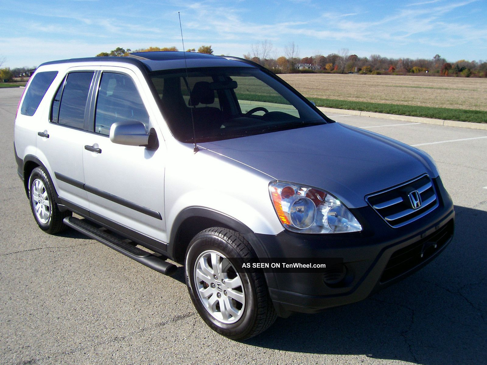 2006 Honda Cr V Ex 4wd Loaded Ex Awd Crv Make Offer CR V photo  #1F6CAC