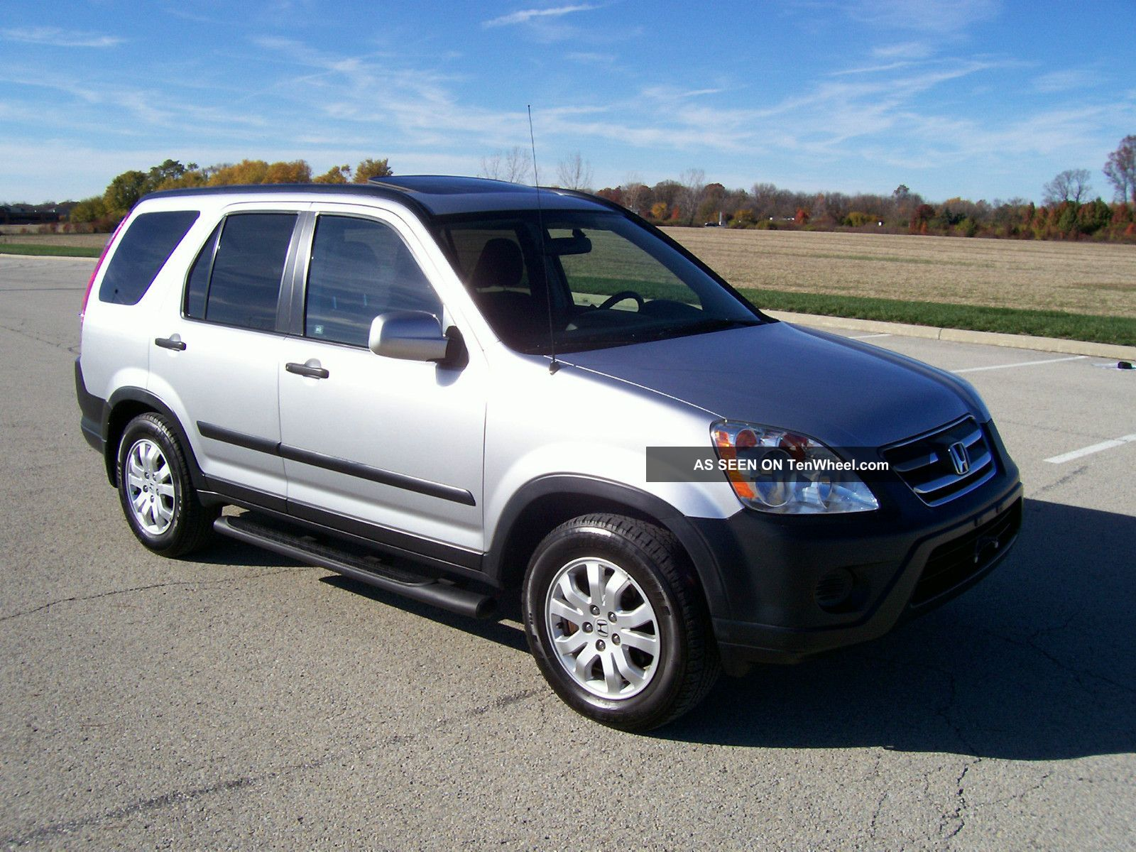2006 Honda Cr V Ex 4wd Loaded Ex Awd Crv Make Offer CR V photo  #2962A2