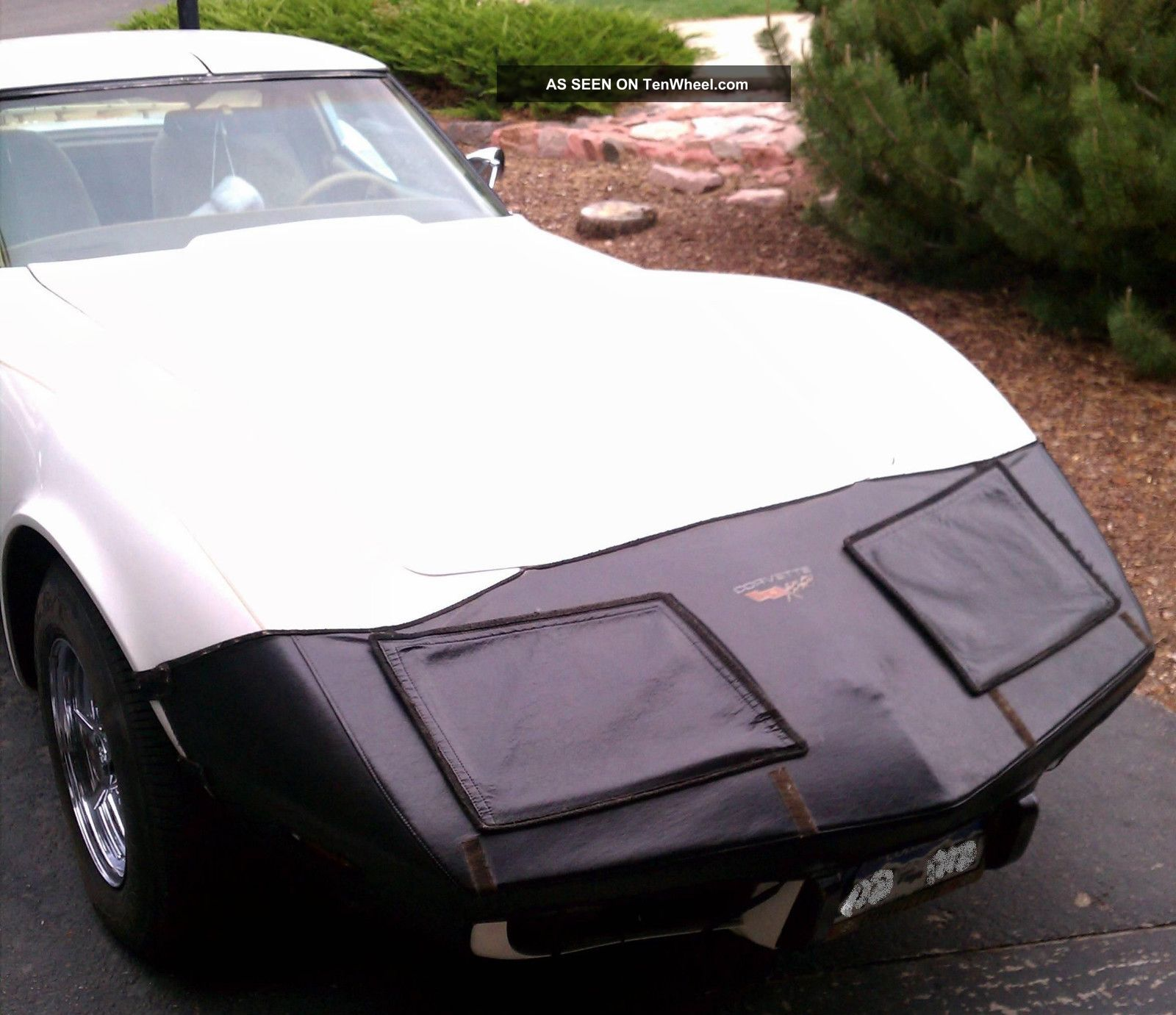 1977 Corvette 350 Auto T Tops Real Wire Wheels Cool Sunday Cruiser