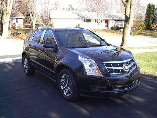 2012 Cadillac Srx Awd Black Ice photo