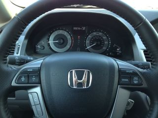 2013 Honda Odyssey Ex - L With Navagation photo